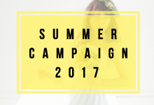 SUMMER CAMPAIGN 2017